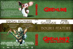 the gremlins collection dvd cover - Bing Images