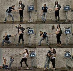 Fotografía creativa: El embarazo | Aubrey and Me: Fotografía creativa: El embarazo