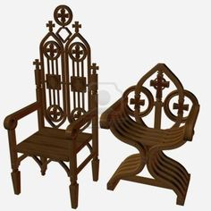 -medieval-chairs