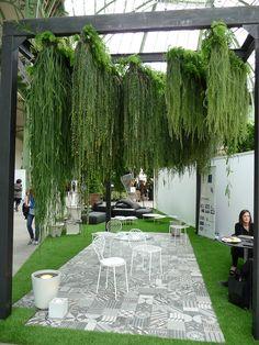 My Design et Patrick Blanc, L'Art du Jardin au Grand Palais, Paris 8e (75)