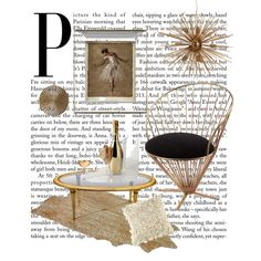 Less is more by ronelhe on Polyvore featuring polyvore interior interiors interior design home home decor interior decorating Marc Blackwell John-Richard Waterford
