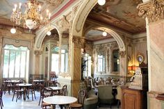 Café Royalty, Cádiz.