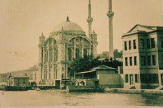 Eski İstanbul: Ortaköy / 1902