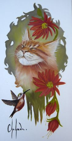 Chehade-studio.com Candy, Painting, Board, Cat Breeds, Painting Art, Paintings, Painted Canvas, Candy Bars, Sweets