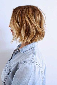 20+ Wavy Bob Haircuts | Bob Hairstyles 2015 - Short Hairstyles for Women