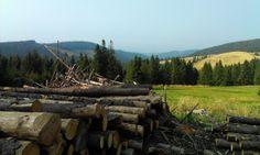Pohľad na Repisko Mountains, Nature, Travel, Naturaleza, Viajes, Destinations, Traveling, Trips, Nature Illustration