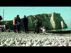 Behind the Scenes: Shore Thing | Savoir Flair Summer 2012 Fashion Shoot