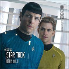 Film Önerisi : Star Trek (Uzay Yolu), 2009. #koseliobjektif #instagram #facebook #twitter #youtube #pinterest #film #sinema #fragman #movie #cinema #trailer #films #movies #trailers #imdb #startrek #startrekkers #enterprise #chrishemsworth #chrispine #zoesaldana