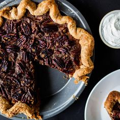 How to Make the Perfect Bourbon Pecan Pie