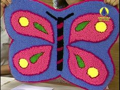 tapete borboleta