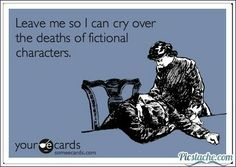 """When I read """"The Fault In Our Stars""""."""