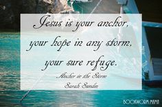 Bookworm Mama: Anchor in the Storm - Waves of Freedom Book Two - Sarah Sundin @sarah