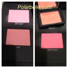 #Spring2014 @narsassist #Nars Final Cut #blushes #blush #beauty #beautybloggers #bbcoalition #bbloggers #pink #coral #plum - via @Polarbelle