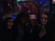 The girls at Pigpen