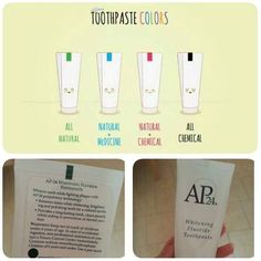PRODUCT OVERVIEW Brightens and whitens teeth. AP-24® Whitening Fluoride Toothpaste lightens teeth without peroxide while preventing cavities and plaque formation. This gentle, vanilla mint formula freshens breath and provides a clean, just-brushed feeling that lasts all day