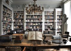 Rustic Library | National Business Furniture