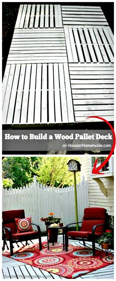 150 Best DIY Pallet Projects and Pallet Furniture Crafts - Page 75 of 75 - DIY