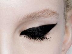 "chandelyer: ""make-up at Giambattista Valli spring 2014 couture """