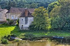 morning in the Loire by Harold Stiver