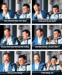Moffat on Moriarty. lying lier from liersburg moffat FREAKING LIAR