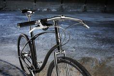 No.1 Scorcher Titanium and Steel City Bike | Budnitz Bicycles Store