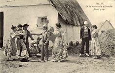 """""""Fent pau"""", 1907"""