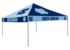 UNC North Carolina Light Blue - Navy Tailgate GameDay Canopy Tent $225.00