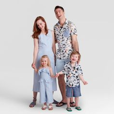 baed8d0809f Target s Latest Collection Has the Whole Family Summer Barbecue Ready in  Effortless Matching Outfits