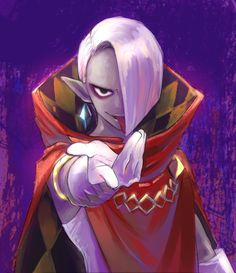 One of the best LoZ villains ever.