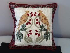 Based on a design by Charles Voysey from Michele Hills book.