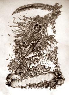 ~Christopher Lovell átdolgozás :) ~Skeleton ~Bride