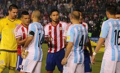 Bruno Valdez de Paraguay está en la mira de Newell's. Octubre 14, 2015.