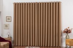 Cortina Wave, Curtains, Home Decor, Free Market, Beige, Tejidos, Short Window Curtains, Lights, Home