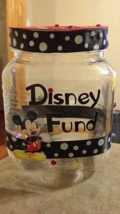 Disney with Babies, Toddlers & Preschoolers: Ways To Save For Your Disney Trip
