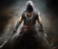 Brendow Tonelli : Assassin's Creed fan art