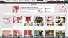 7 Tips for Using #Pinterest as an #Author:  Are you looking for another way to market your work? Pinterest.com is a good place to find readers and strike up those all-important relationships. You'll soon find people repining your book covers, commenting on your pins and visiting your website through the pins you've posted on your boards. Diane shows how to make it happen.