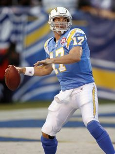 Chargers Football: San Diego, CA - Philip Rivers