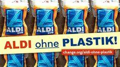 Petition richtet sich an ALDI Einkauf GmbH & Co oHG (Aldi Nord) Eckenbergstr. 16, 45307 Essen OT Kray Herr Marc Heußinger und an 2 mehr Stoppt den Verkauf von Plastiktüten! #ALDIohnePlastik_ Petition · Stoppt den Verkauf von Plastiktüten bei ALDI! #ALDIohnePlastik · Change.org