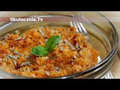 Surówka piękności -z marchwi, jabłka, bazylii i słonecznika :: Skutecznie.Tv [HD]