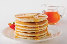Consumer reports tested four brands of pancake syrup that contained caramel color and one brand of pure maple syrup as a control. Health Breakfast, Breakfast For Dinner, Healthy Recipe Videos, Healthy Chicken Recipes, Healthy Snacks For Diabetics, Healthy Desserts, Healthy Food, Pancake Toppings, Buckwheat Pancakes