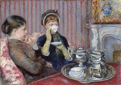 El Tea | Museo de Bellas Artes de Boston