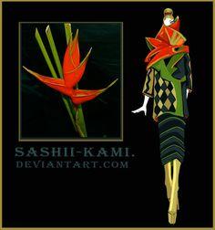 akai by Sashiiko-Anti on DeviantArt Fashion Design Drawings, Fashion Sketches, Illustrations, Illustration Art, Fashion Portfolio Layout, Dress Design Drawing, Fashion Illustration Dresses, Fashion Sketchbook, Fashion Art