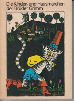 """""""Die Kinder- und Hausmärchen der Brüder Grimm"""", illustrated by Werner Klemke (1978)"""