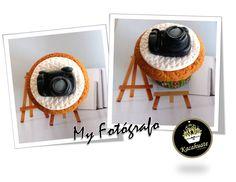 cupcake camara de fotos