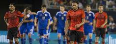 México cayó ante Bosnia en el penúltimo juego de preparación