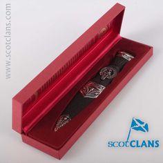 Hannay Clan Crest Sg