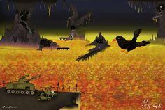 Prokletý havran / Cursed crow