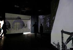 Site under Construction, the Romanian Pavilion at 14th International Architecture Exhibition La Biennale di Venezia