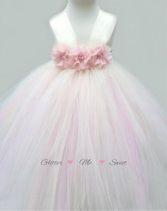 Hey, I found this really awesome Etsy listing at https://www.etsy.com/listing/227508001/flower-girl-tulle-dress-tutu-dress