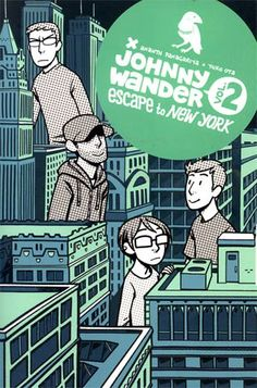 Midtown Comics Deal of the Day for 3/11/14: Johnny Wander Vol 2 Escape To New York GN for 60% off.